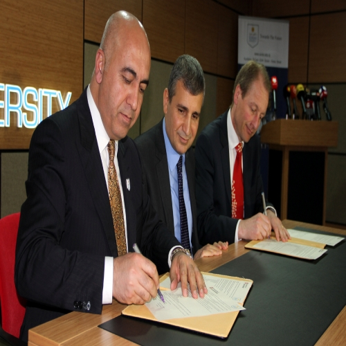 Soran University Makes a Scientific and Important Plan with One of the Renowned Universities in the World