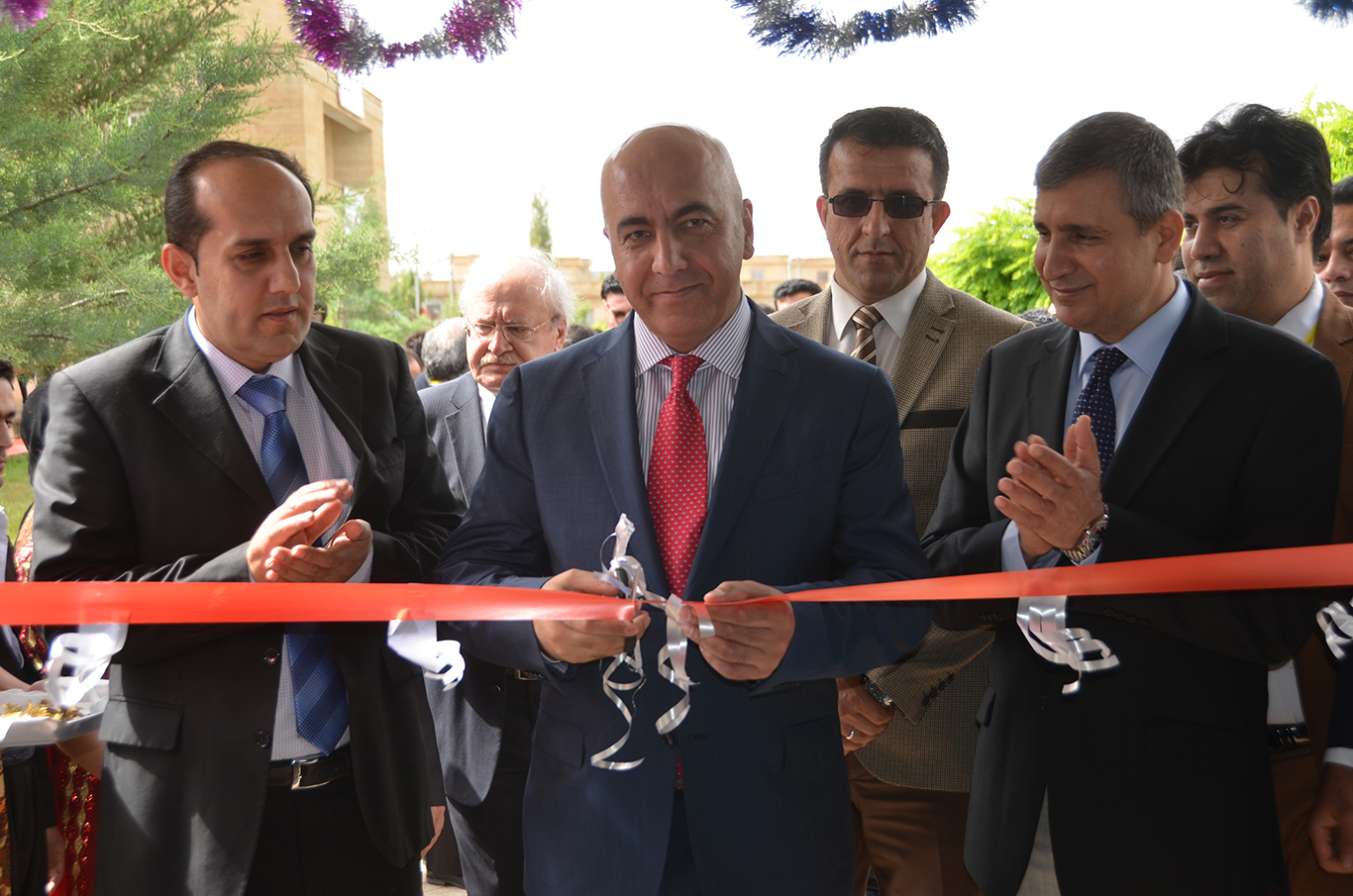 Soran University's Faculty of Science Holds Its Second Annual IT Fair