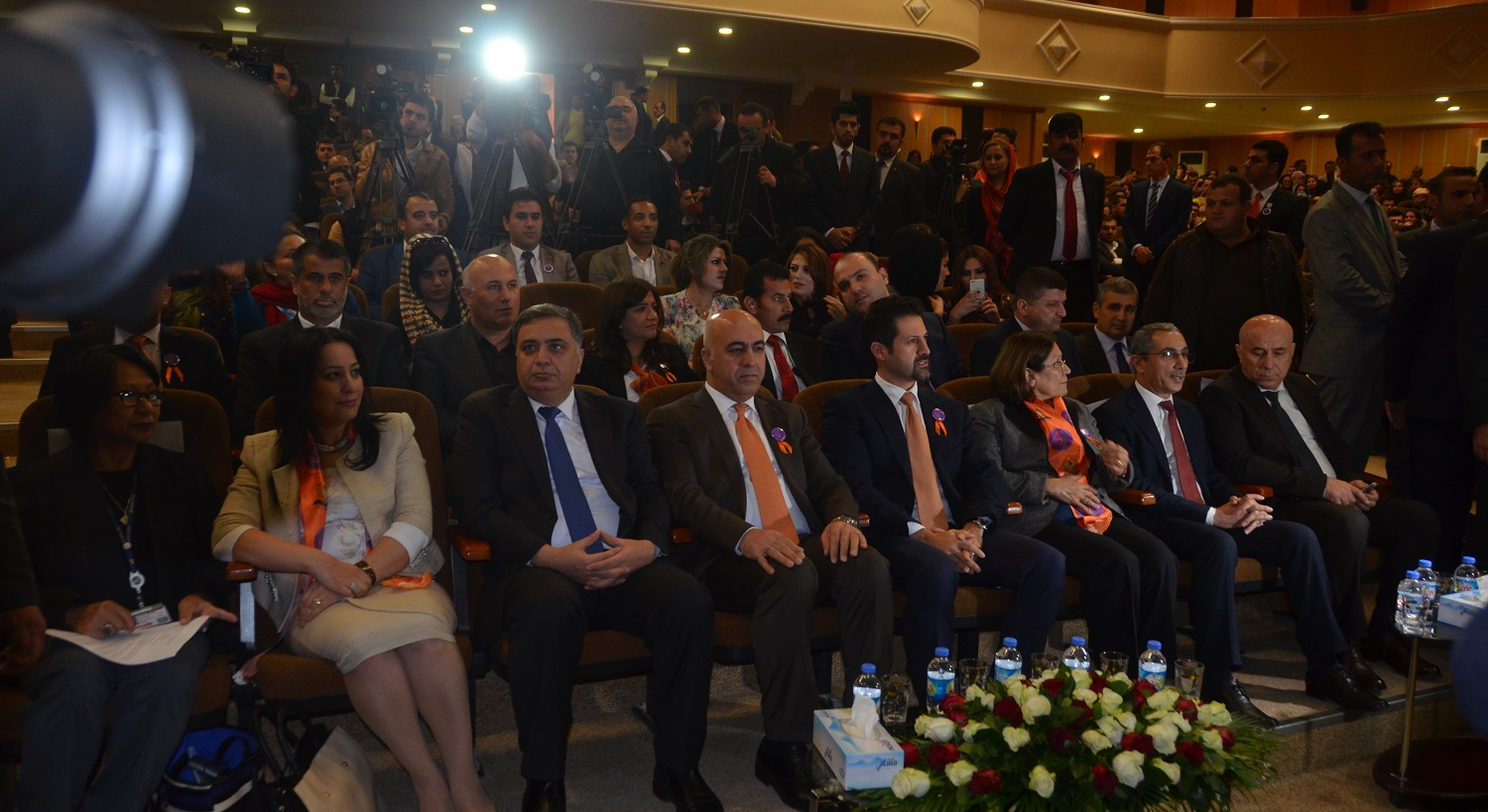 Kurdistan Centre for Gender Studies Opened
