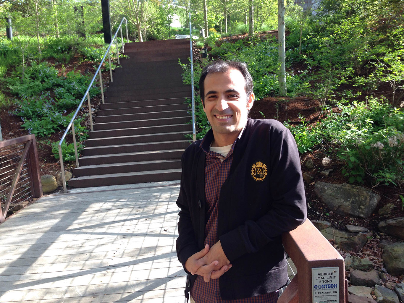 Soran University Lecturer's Success in the USA