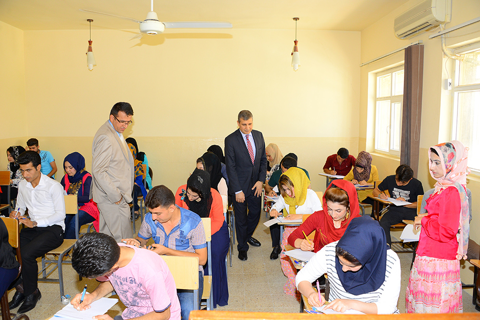 Final Exams Begin at Soran University