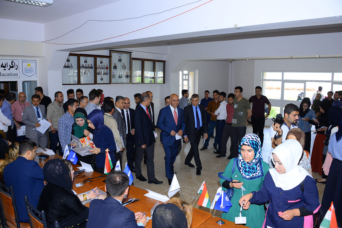 Soran University's Faculty of Education Held Its Annual Conference
