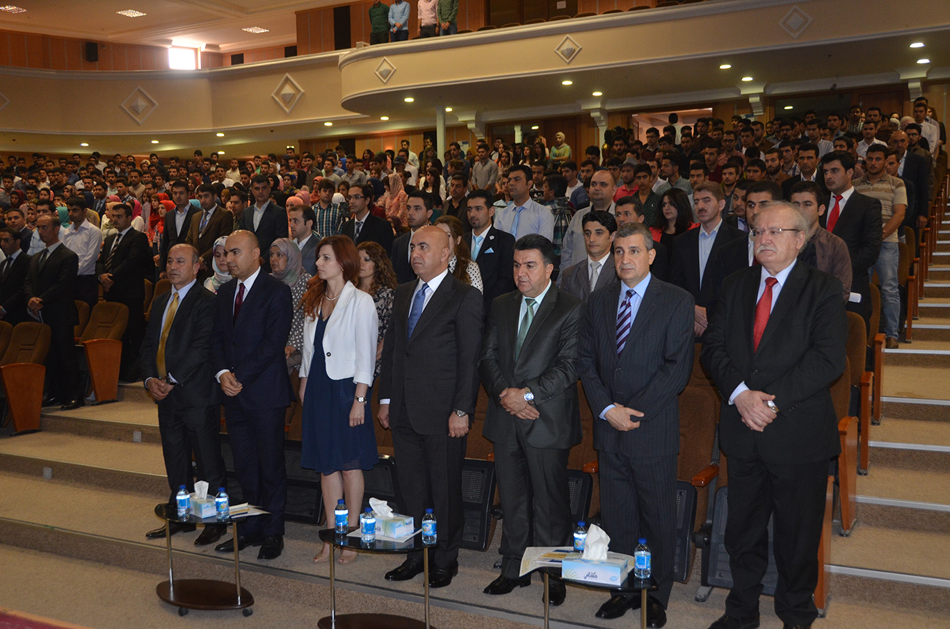 Soran University Held Its First Conference for Students