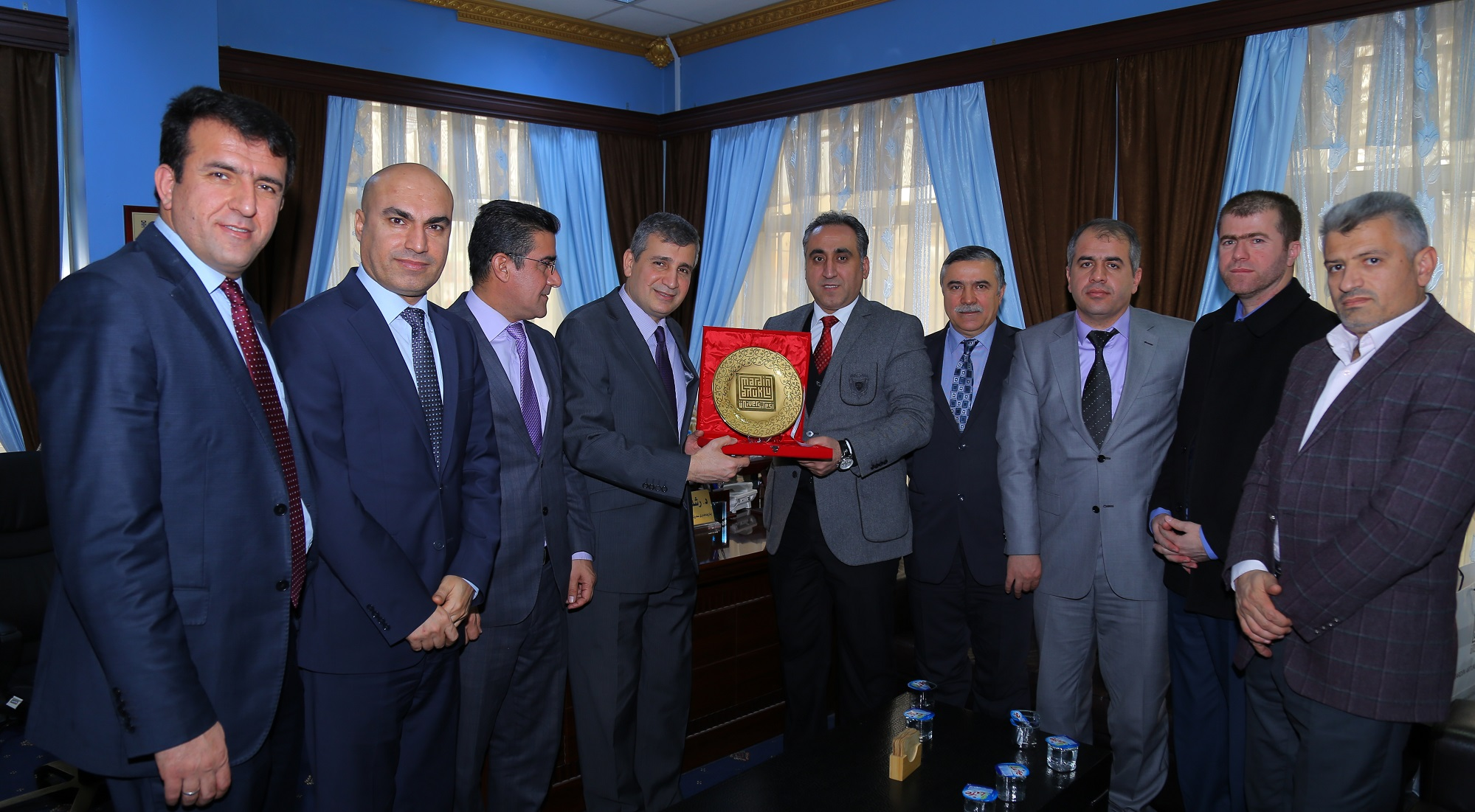 Mardin University Delegation