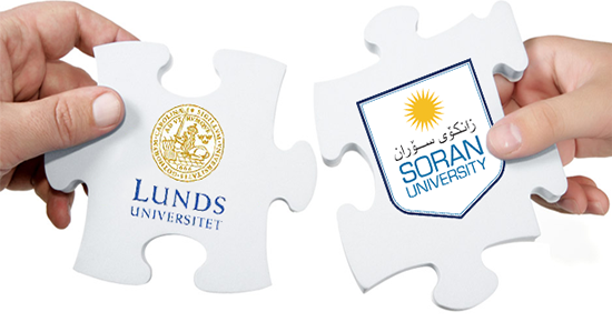 Soran University Lunds University Strategic Partnership