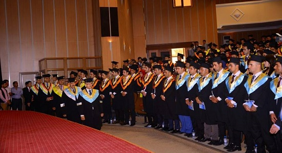 Graduation Ceremony 5th Round 2013 2014
