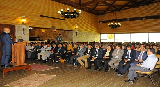 Soran University President in an Open Debate with Local Citizens