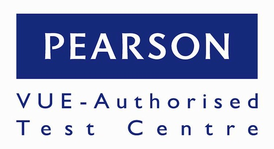 Pearson-VUE-Authorized-Test-Center-logo